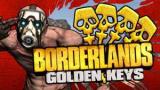 3 Golden Key-Schlüssel für Borderlands 3