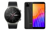 Huawei Watch GT 2 Pro (Silikon) + Huawei Y5P bei Brack/digitec