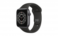 Apple Watch Series 6 44mm Space Gray bei Fust