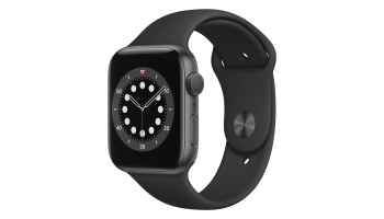 Apple Watch Series 6 44mm Space Gray bei Fust