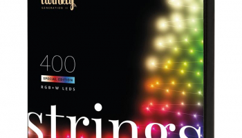 Twinkly Strings Lichterkette Special Edition 400 LED Gen 2