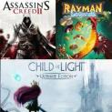 Rayman Legend, Child of Light und Assassin's Creed II gratis bei Uplay