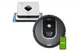 iRobot Roomba 975 + Braava 390T Saug- + Wischroboter bei Brack zum neuen Bestpreis
