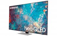 SAMSUNG QE65QN85A (Quantum Mini-LED, HDMI 2.1) inkl. Samsung HW-Q70T bei Mediamarkt