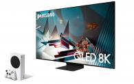 Samsung QE65Q800T + Xbox Series S bei Brack