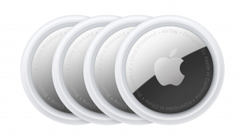 4er Pack Apple AirTags bei Amazon