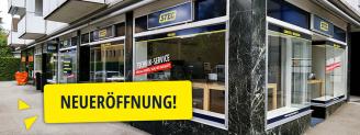 Steg Dübendorf: 10% Eröffnungsrabatt auf alles (exkl. Apple), 20% Eröffnungsrabatt auf Technik-Dienstleistungen