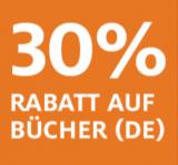 Exlibris: 30% auf alle deutschsprachigen Bücher