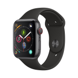 Apple Watch Series 4, 44mm Space Gray (GPS + Cellular) bei 123mobile.ch