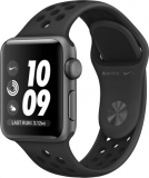 Apple Watch Nike+ Series 3 (38mm, Aluminium, Silikon) bei digitec