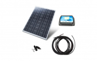 Autosolar Basic Set 100 W Solaranlage bei DayDeal im Wochenangebot