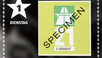 1.12.2020 – Aldi: vergünstigte Autobahnvignette