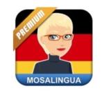 Deutsch Lernen mit MosaLingua Premium kostenlos (Android/iOS)