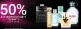 50% auf ausgewählte Produkte bei Import Parfümerie u.a. Guess 1981, Hugo Man