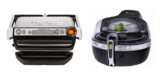 TEFAL Optigrill Plus (GC 712D) & Actifry 2in1 (YV 9601) bei nettoshop zum best price ever