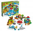 [Amazon.fr] LEGO Duplo – Einmal um die Welt (10805) EOL