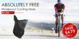 Fahrradmaske bei Zapals im Freedeal