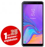 Samsung Galaxy A7 64GB Schwarz für 222.-