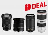 iD Deal – 10% Rabatt auf Objektive