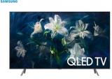 Samsung TV QE55Q8DN in Aktion
