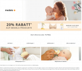 BabyWalz 20% auf alle medela Produkte