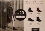 20 CHF Gutschein bei Ochsner Shoes