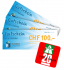 Gutschein für den Frankenspalter Onlineshop CHF 200.00 inkl. gratis Vignette 2020