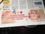 10% Rabatt bei Migros Marktgasse Bern 5.-7.12.2019