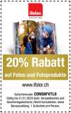 Ifolor: 20% Rabatt auf Fotos und Fotoprodukte