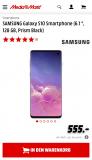 Samsung Galaxy S10 bei Media Markt + heute 55.- Cashback
