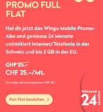 Wingo – Full Flat für 24 Monate
