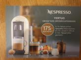 Nespresso Vertuo reduziert + CHF100 in Vertuo Kaffeekapseln geschenkt