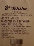 Tchibo.ch Gutschein 20CHF bis 24.11. MBW 100CHF