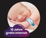 18 Jahre lang gratis Internet, Sunrise oder Salt (4G+, 5G, mit Wifi-Router) mit grossem Haken