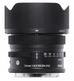 Sigma Contemporary 24mm F/3.5 DG DN für Leica + Sony E-Mount