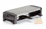"""Koenig Raclette Gourmet """"Grill and Stone"""", 8 Personen"""