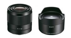 Sony FE 28mm f/2.0 mit reduzierten Konvertern