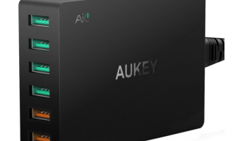 Aukey PA-T11 (60W, Quick Charge 3.0)