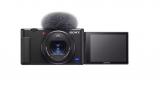 SONY ZV-1 Kompaktkamera (Fotoauflösung: 20.1 MP) Schwarz