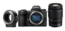 NIKON Z 6II Kit, Z 24-200mm + FTZ Lens Adapter (VOA060K005)