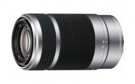 Sony E 55-210mm F/4.5-6.3 OSS, Silver (SEL-55210)