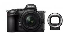 NIKON Z 5 Body + NIKKOR Z 24-50mm f/4-6.3 + Bajonettadapter FTZ