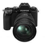 Fujifilm X-S10 Kit, XF 16-80mm, Black
