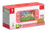 NINTENDO Switch Lite + Animal Crossing: New Horizons Bundle 32 GB (inkl. online Mitgliedschaft für 3 Monate)