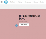 hp / Hewlett-Packard: Rabatte auf ausgewählte Notebooks und Desktops