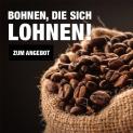 Café Royal: 30% Rabatt auf nachhaltige Kaffeebohnen