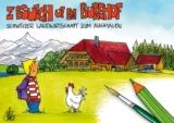 Gratis Ausmalbuch Z'Bsuech ufem Burehof bestellen