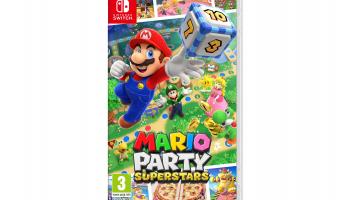 Mario Party Superstars für Nintendo Switch bei amazon.fr