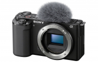 VLOG-Kamera Sony ZV-E10 mit E-Mount-System bei Fust zum neuen Bestpreis