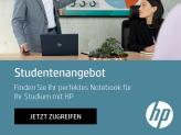 Studentenangebot im HP-Store: das passende Notebook finden!